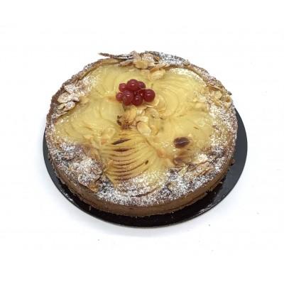 TARTE POIRE amande ou pistache (à sélectionner)